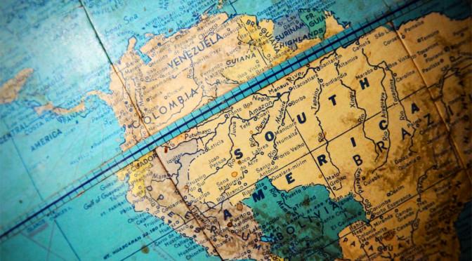 old-south-american-globe